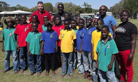 African Children's Choir 2013 Australia tour