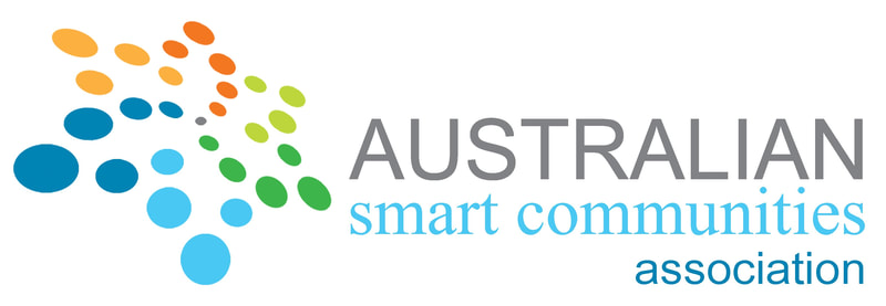 Australian Smart Communities Association logo